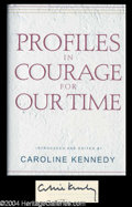 Autographs, Caroline Kennedy In-Person Signed Book