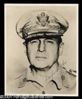 Autographs, Douglas MacArthur Magnificent Signed Photo