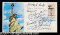 Autographs, Presidential Press Secretaries Signed Comm. Cover
