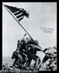 Autographs, Joe Rosenthal (Iwo Jima) Historic Signed Photo