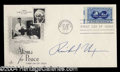 Autographs, Richard Nixon Signed First Day Cover