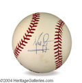 Autographs, Neil Armstrong Signed Baseball