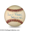 Autographs, Alan Bean Signed Baseball
