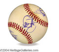 Autographs, Boyz II Men In-Person Signed Baseball