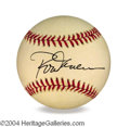 Autographs, Rod Carew In-Person Signed Baseball