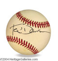 Autographs, Ted Danson In-Person Signed Baseball
