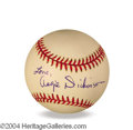 Autographs, Angie Dickinson In-Person Signed Baseball