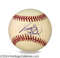 Autographs, Vince Gill In-Person Signed Baseball