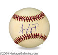 Autographs, Amy Grant In-Person Signed Baseball
