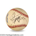 Autographs, Quincy Jones In-Person Signed Baseball