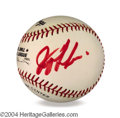 Autographs, Jerry Lee Lewis Signed Baseball