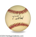 Autographs, Judd Nelson In-Person Signed Baseball