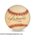 Autographs, Gabrielle Reece In-Person Signed Baseball