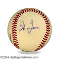 Autographs, Ted Turner In-Person Signed Baseball