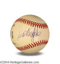 Autographs, Dick Van Dyke In-Person Signed Baseball