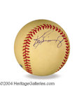 Autographs, Ken Griffey, Jr. In-Person Signed Baseball