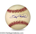 Autographs, Gary Sheffield In-Person Signed Baseball