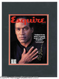 Autographs, O.J. Simpson Signed Magazine Cover