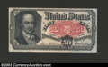 Fractional Currency:Fifth Issue, Fifth Issue 50c, Fr-1381, XF. This Crawford note is crisp and ...