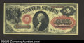 1874 $1 Legal Tender Note, Fr-19, VF. An attractive, perfectly centered example