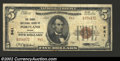National Bank Notes:Maine, Portland, ME - $5 1929 Ty. 2 Canal National Bank of ...