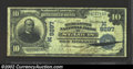 National Bank Notes:Missouri, Saint Louis, MO - $10 1902 Date Back Fr. 618 Mercantile ...