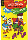 Bronze Age (1970-1979):Cartoon Character, Walt Disney Showcase #18 Gyro Gearloose - Signed by Carl Barks(Gold Key, 1973) Condition: NM....