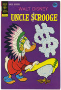 Bronze Age (1970-1979):Cartoon Character, Uncle Scrooge #102 Signed by Carl Barks (Gold Key, 1972) Condition:FN/VF....