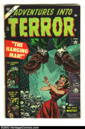 Golden Age (1938-1955):Horror, Adventures Into Terror #26 (Atlas, 1953) Condition: VG+. Here isanother great horror comic from this beautiful collection. ...