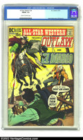 Bronze Age (1970-1979):Western, All Star Western #4 (DC, 1971) CGC FN/VF 7.0 Cream to off-white pages. Overstreet 2002 FN 6.0 value = $9; VF 8.0 value = $17...