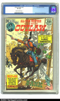 Bronze Age (1970-1979):Western, All Star Western #8 (DC, 1971) CGC VF 8.0 Cream to off-white pages. Fantastic giant sized issue with Gil Kane art. Overstree...