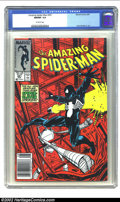 Modern Age (1980-Present):Superhero, Amazing Spider-Man #291 (Marvel, 1987) CGC NM/MT 9.8 Off-white pages. John Romita Jr. art. Overstreet 2002 NM 9.4 value = $5...