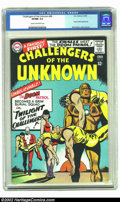 Silver Age (1956-1969):Adventure, Challengers of the Unknown #48 (DC, 1966) CGC VF/NM 9.0 Cream to Off-white pages. Bob Brown provides the cover and interior ...