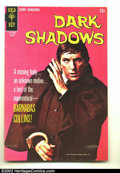 Silver Age (1956-1969):Horror, Dark Shadows #2 (Gold Key, 1969) Condition: FN+. Overstreet 2002 FN6.0 value = $24....