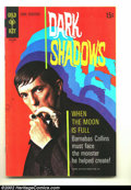 Bronze Age (1970-1979):Horror, Dark Shadows #5 (Gold Key, 1970) Condition: FN/VF. Classic photocover. Overstreet 2002 FN 6.0 value = $21; VF 8.0 value = $...