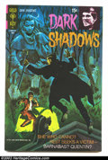 Bronze Age (1970-1979):Horror, Dark Shadows Lot #9-15 complete (Gold Key, 1970s) Condition:averages VF. Nice, high-grade set. Overstreet 2002 value for gr...(Total: 7 Comic Books Item)