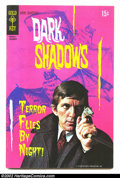 Bronze Age (1970-1979):Horror, Dark Shadows Lot of #7 & #8 (Gold Key, 1970) Condition: FN/VFand FN+. Overstreet 2002 value for group = $50. ... (Total: 2 ComicBooks Item)