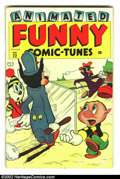 Golden Age (1938-1955):Funny Animal, Funny Tunes #22 U.S.A. Comics Magazine Corp. (Timely), 1946)Condition: VG+. Overstreet 2002 GD 2.0 value = $10; FN 6.0 valu...