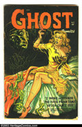 Golden Age (1938-1955):Horror, Ghost Comics #2 (Fiction House, 1952) Condition: GD+. Overstreet2002 GD 2.0 value = $39....