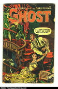 Golden Age (1938-1955):Horror, Ghost Comics #11 (Fiction House, 1954) Condition: FR/GD. Rare lastissue. Overstreet 2002 GD 2.0 value = $29....