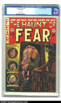 Golden Age (1938-1955):Horror, The Haunt of Fear #20 (EC, 1953) CGC VF+ 8.5 Off-white pages.Craig, Davis and Ingels art. Overstreet 2002 VF 8.0 value = $2...