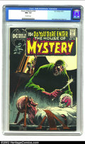 Bronze Age (1970-1979):Horror, House of Mystery #192 (DC, 1971) CGC NM+ 9.6 Off-white pages. NealAdams cover, Aparo art. Overstreet 2002 NM 9.4 value = $2...