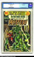 Bronze Age (1970-1979):Horror, House of Mystery #204 Pacific Coast pedigree (DC, 1972) CGC NM- 9.2Off-white pages. Berni Wrightson cover and art. Overstre...