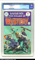 Bronze Age (1970-1979):Horror, House of Mystery #231 (DC, 1975) CGC VF/NM 9.0 Off-white to whitepages. Classic cover by Berni Wrightson. Great DC Bronze A...
