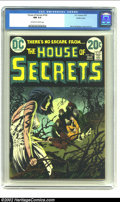 Bronze Age (1970-1979):Horror, House of Secrets #106 Pacific Coast pedigree (DC, 1973) CGC NM 9.4Off-white to white pages. Berni Wrightson cover and art. ...