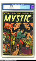 Golden Age (1938-1955):Horror, Mystic #5 (Atlas, 1951) CGC VF 8.0 Cream to off-white pages. JerryRobinson art. From the collection of Bobby Harmon....