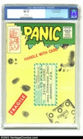 Golden Age (1938-1955):Humor, Panic #10 Gaines File pedigree Certificate Missing (EC, 1955) CGC NM 9.4 White pages. Handle with care cover. Overstreet 200...