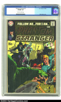Silver Age (1956-1969):Horror, Phantom Stranger #3 (DC, 1969) CGC VF/NM 9.0 Off-white to whitepages. Neal Adams cover. Overstreet 2002 NM 9.4 value = $50....