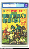 Golden Age (1938-1955):Western, Red Mountain Featuring Quantrell's Raiders #nn (Avon, 1952) CGC VF/NM 9.0 Cream to off-white pages. Alan Ladd, Raymond Kinst...