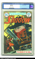 Bronze Age (1970-1979):Miscellaneous, The Shadow #3 (DC, 1974) CGC NM- 9.2 Off-white to white pages. Thisissue contains gorgeous artwork by Kaluta and Wrightson....